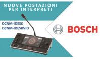 Bosch DCNM iDesk