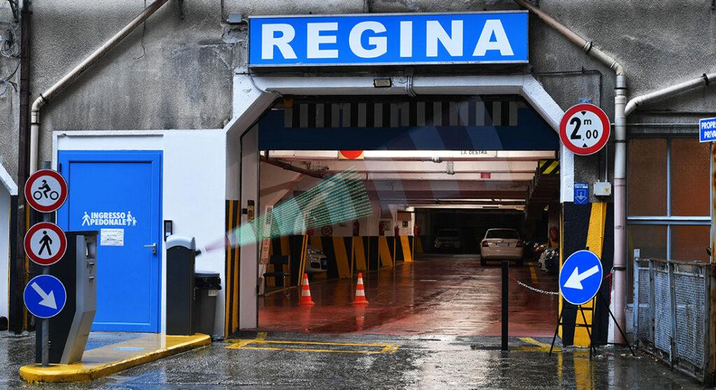 Came Parkare Garage Regina Trieste