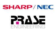 Sharp NEC distribuito da Prase