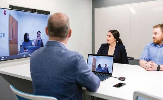 Connettività wireless per il lavoro in team