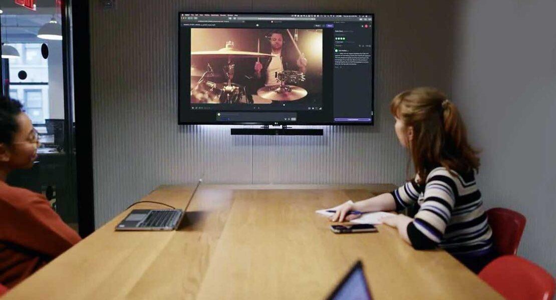 Audio e video al top per le riunioni