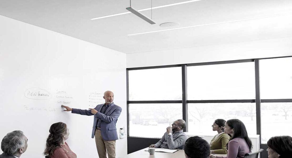 Shure Ecosystem: un ambiente ideale per le videoconferenze
