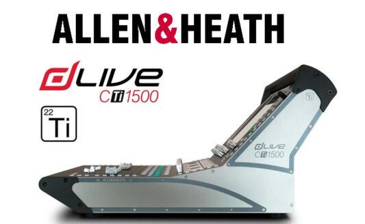 Allen&Heath CTi1500