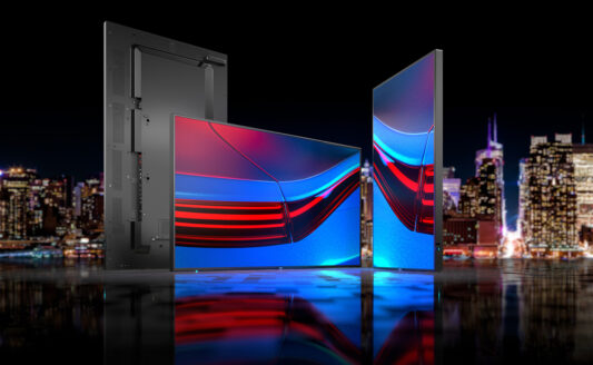 Sharp/NEC Serie P display